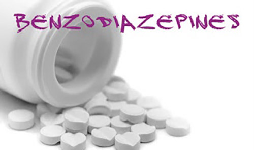 Substance Use - Benzodiazepine Addiction
