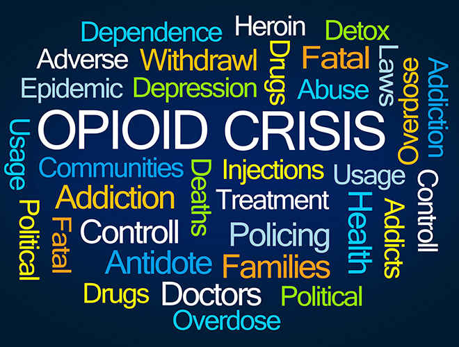 Substance Use - Opioid Abuse & Addiction