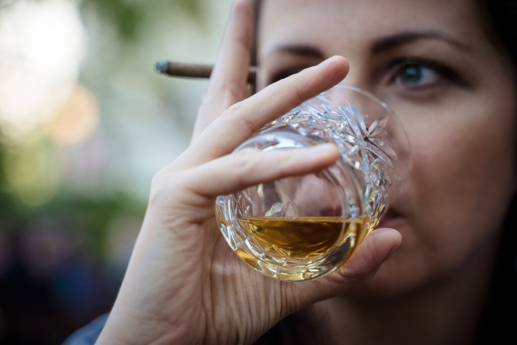 Substance Use - Alcohol Addiction